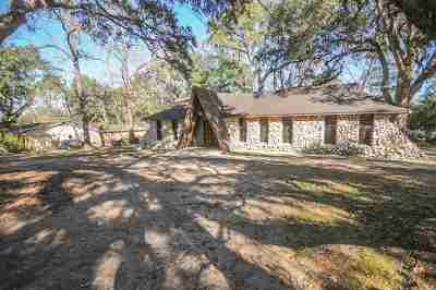 Killearn Estates Single Family Home For Sale: 4413 W Shannon Lakes Dr