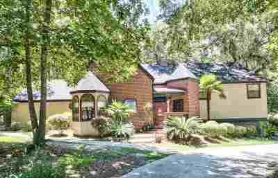 Killearn Estates Single Family Home For Sale: 3299 Shamrock Street