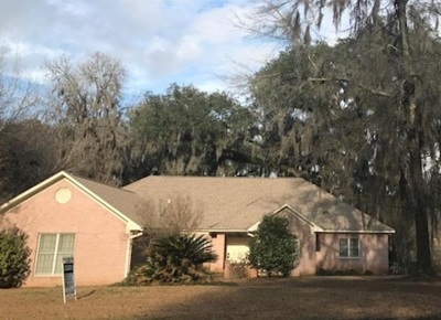 Tallahassee Single Family Home Contingent: 4052 McLaughlin Drive