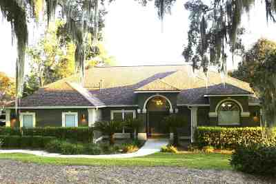 Tallahassee Single Family Home For Sale: 893 Summerbrooke Dr
