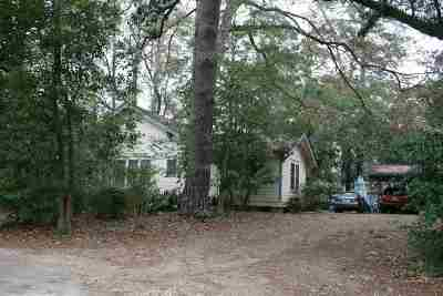 Tallahassee Single Family Home For Sale: 317 Pauls Dr.