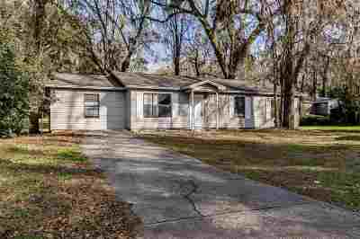 tallahassee Single Family Home For Sale: 1401 Deerhaven Lane