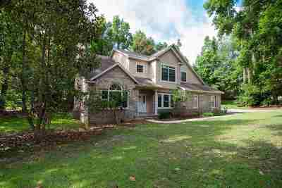 Tallahassee Single Family Home For Sale: 2467 Elfinwing
