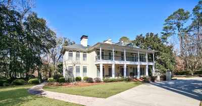 Tallahassee Single Family Home For Sale: 1260 Live Oak Plantation Road