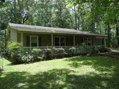 Monticello Single Family Home For Sale: 1000 Hatchett Road