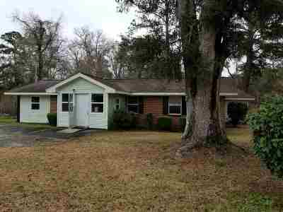 Monticello Single Family Home For Sale: 187 Tin Top Road