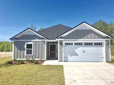 Crawfordville Single Family Home For Sale: Lot 25 Mallard Pond Circle