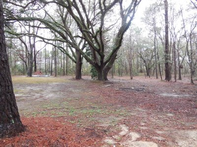 tallahassee Single Family Home For Sale: 5000 Bradfordville Road
