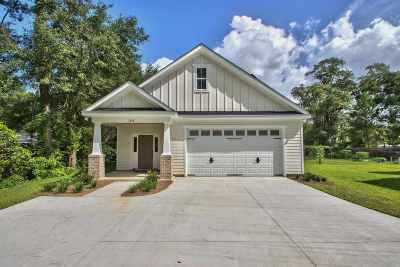 Tallahassee Single Family Home New: 3058 Elmwood Rd