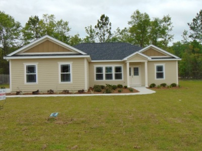 Crawfordville Single Family Home For Sale: Xx Saralan Court