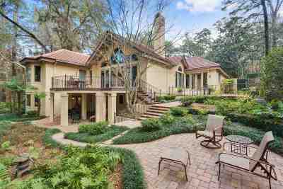 Tallahassee Single Family Home New: 548 High Oaks Ct