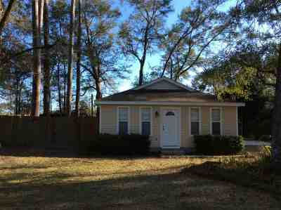 Crawfordville Single Family Home New: 21 Summer Brooke Lane