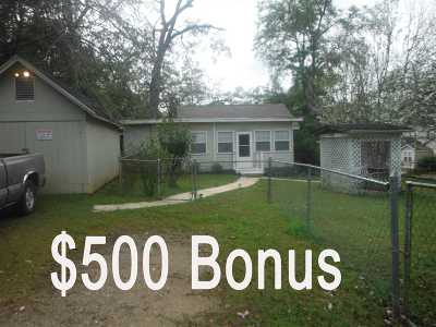 tallahassee Single Family Home For Sale: 543 W 7th Avenue