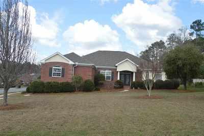 Tallahassee Single Family Home New: 2997 Adiron Way