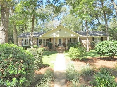 Tallahassee Single Family Home New: 2408 Winthrop Road