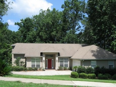 Tallahassee Single Family Home New: 7612 Preservation Phase V