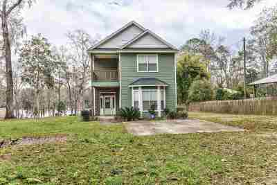 Tallahassee Single Family Home New: 4041 Edgewater Drive