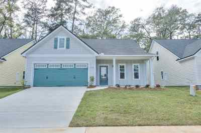 tallahassee Single Family Home For Sale: 108 Tumbling Oak Way