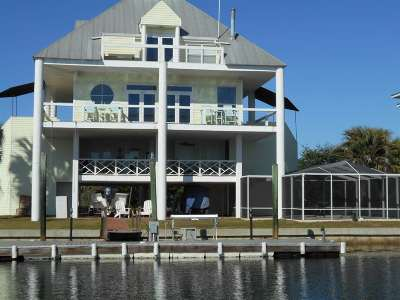 Crawfordville Single Family Home For Sale: 187 Harbour Point Drive