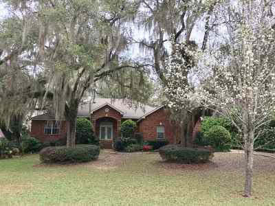 Tallahassee Single Family Home Back On Market: 1224 E Conservancy Drive