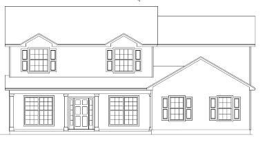 Tallahassee Single Family Home For Sale: 13c Mariana Oaks Drive