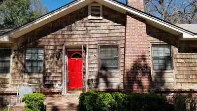 tallahassee Single Family Home For Sale: 8150 Ida Road
