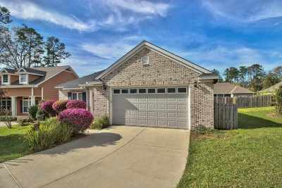 tallahassee Single Family Home For Sale: 1688 Osprey Pointe Drive