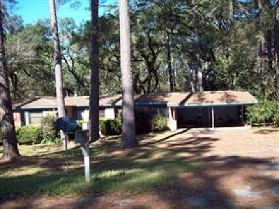 Holly Hills Single Family Home For Sale: 1706 Myrick Road