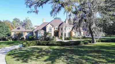 tallahassee Single Family Home For Sale: 2150 Thirlestane Rd