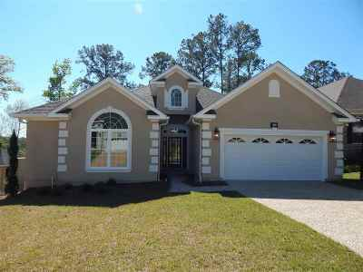 Tallahassee FL Single Family Home New: $410,000