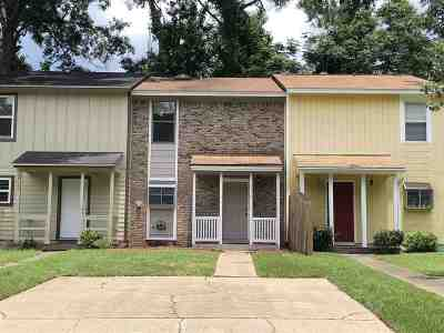 Tallahassee FL Condo/Townhouse New: $135,000