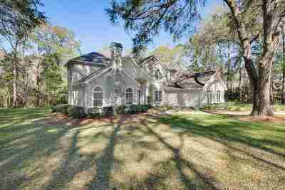 Tallahassee FL Single Family Home New: $945,000