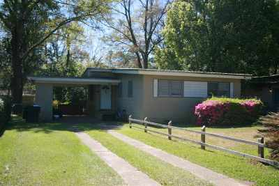 Tallahassee FL Single Family Home New: $160,000