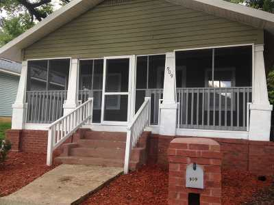 Leon County Single Family Home For Sale: 909 Central Street