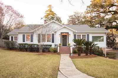 Leon County Single Family Home For Sale: 552 Miccosukee Road