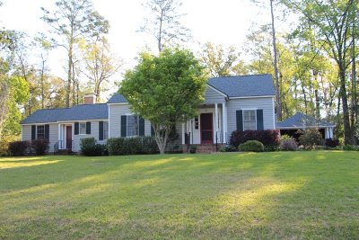 Leon County Single Family Home For Sale: 1101 Old Fort Drive
