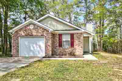 tallahassee Single Family Home For Sale: 3062 Grady Road