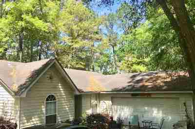 tallahassee Single Family Home For Sale: 1719 Folkstone Rd