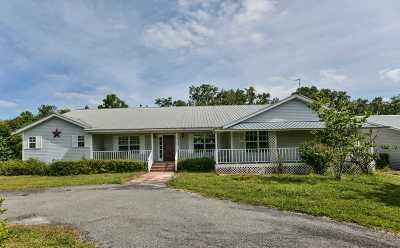 Madison County Single Family Home For Sale: 2108 NW Cr 150