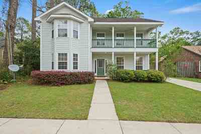 Tallahassee Single Family Home For Sale: 119 Crest St