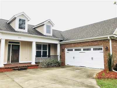Southwood Single Family Home For Sale: 3151 Nathaniel Trace