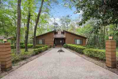 Tallahassee Single Family Home For Sale: 909 Timberlane Rd