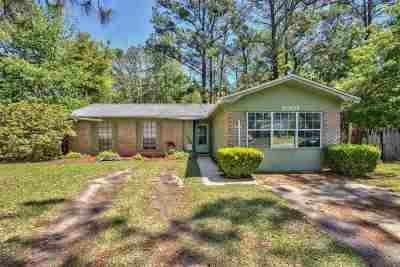 tallahassee Single Family Home For Sale: 2309 Southhampton Drive