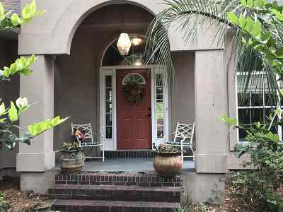 tallahassee Single Family Home For Sale: 2913 Springfield Drive