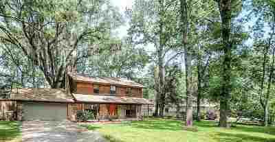 Killearn Acres Single Family Home For Sale: 5324 Ben Brush Trail