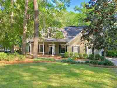 Tallahassee Single Family Home For Sale: 7073 Ox Bow Road