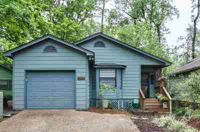 tallahassee Single Family Home For Sale: 1722 Silverwood Dr