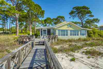 Franklin County Single Family Home For Sale: 1049 Gulf Shore Blvd