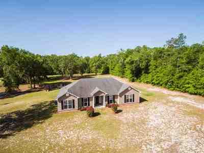 Madison County Single Family Home For Sale: 326 NE Palmetto Street