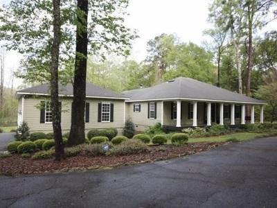 Tallahassee Single Family Home New: 7036 Proctor Road